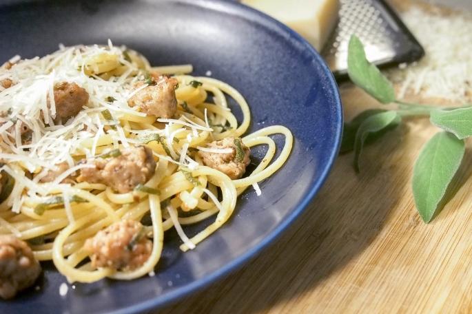 salsiccia tuoremakkara pasta