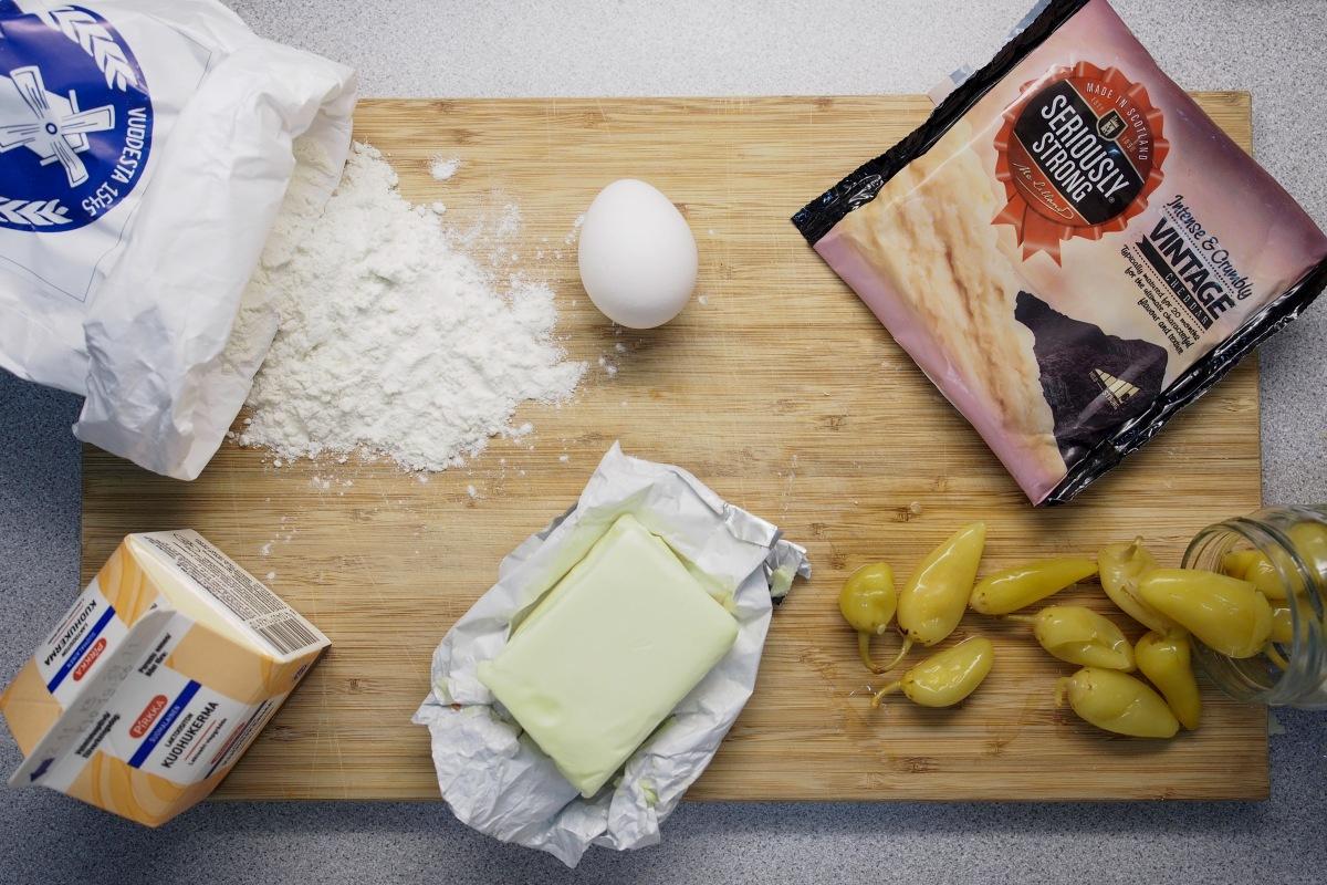 pirkka juusto skonssi
