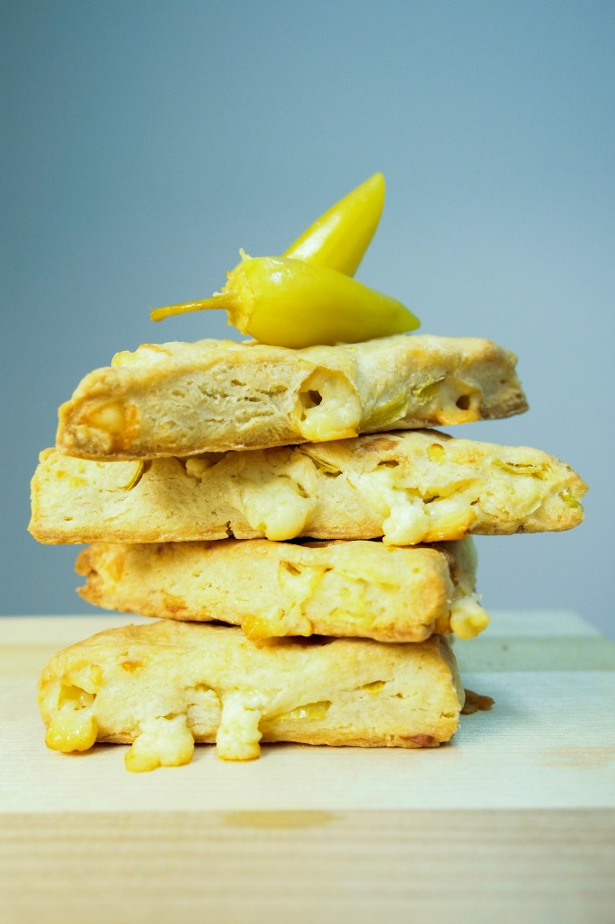 scones juusto skonssi jalopeno