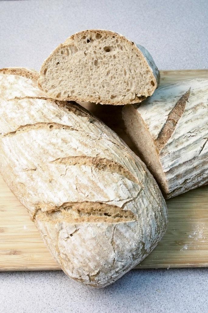 hapanjuuri juurileivonta vaivaamaton leipä resepti