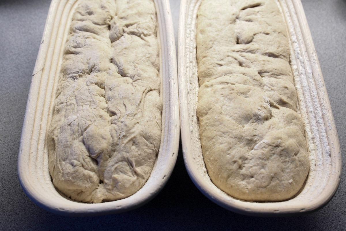 kohotuskori leivän leivonta