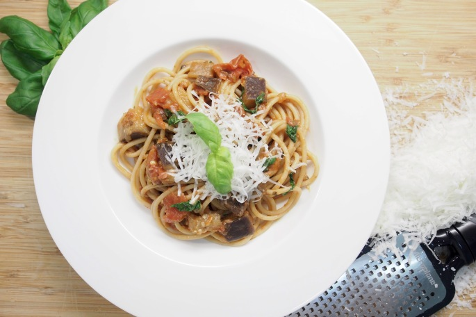 sisilialainen munakoiso pasta