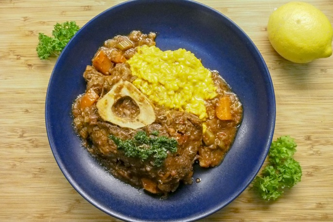 Ossobuco osso bucco gremolata resepti potkakiekko haikku highland karja ylämaankarja
