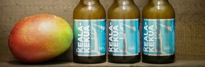 Keala-kekua Suomenlinnan Panimo olut NEIPA