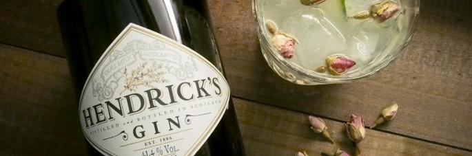 Hendrick's ruusuvesi ruusu GT gintonic cocktail drinkki resepti