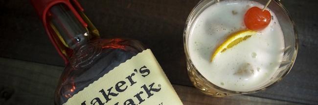 viski whiskey whisky sour resepti drinkki cocktail maker's mark