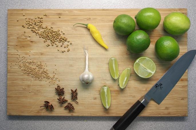 Lime pikkelssi pikkelöity lime säilyke intialainen