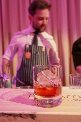 GoldFish BW-restaurants Negroni Helsinki Drink Festival HDF 2018 Vanha ylioppilastalo Drinkki Cocktail tapahtuma messut alkoholi juoma
