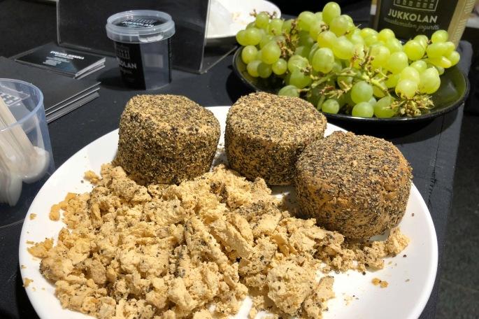 Gastro Helsinki 2018 ruoka ammattilais messut messukeskus mustapekka musta pippuri juusto