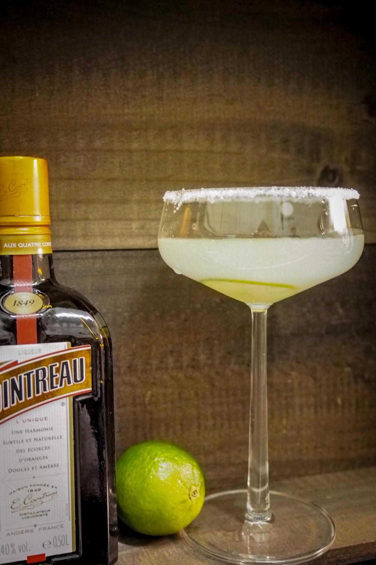 margarita drinkki tequila patron cointreau lime