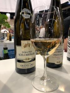 Vuoden viini Viini ja Ruoka 2018 messut messukeskus viini vinkki lasiin riesling valkoviini valko viini